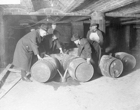 prohibition_agents_destroying_barrels_of_alcohol_united_states_prohibition_era